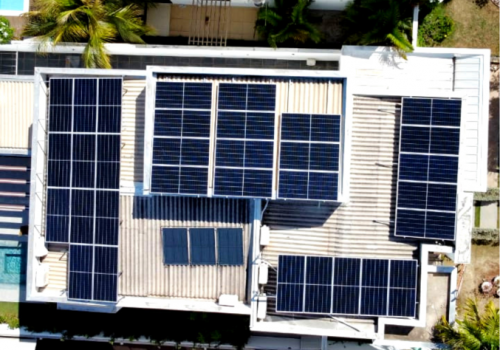Energia solar em condominio